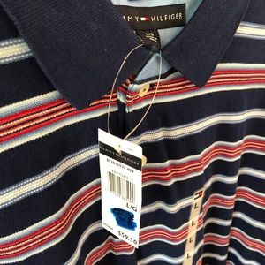 Tommy Hilfiger Shirts - Tommy Hilfiger: Men's Striped Polo (NWT)